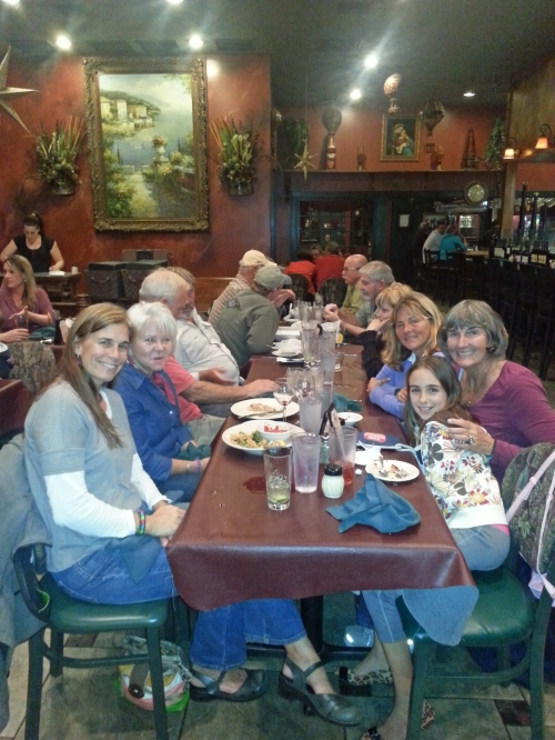 MAKANA, COOKIE MONSTER, Denns/MISS BETTYE, and others at Pizzalley's