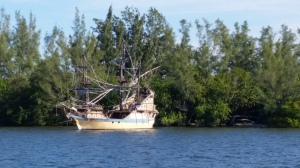 Pirate ship on the ICW