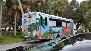 Vero Beach Free Shuttle Bus - All Aboard!
